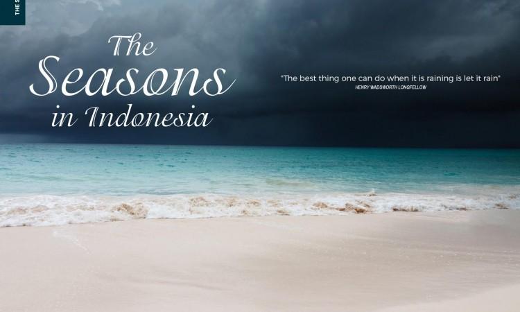 Seasons in Indonesia